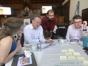 An ESD Forum workshop on embedding the SDGs into learning at DMU