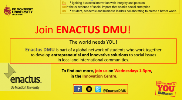 Enactus Meeting image