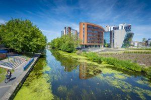 DMU Campus Leicester